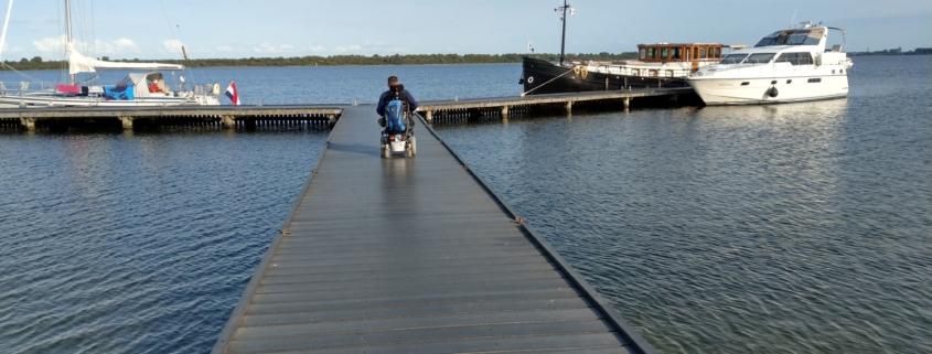 Rollstuhl Zeeland